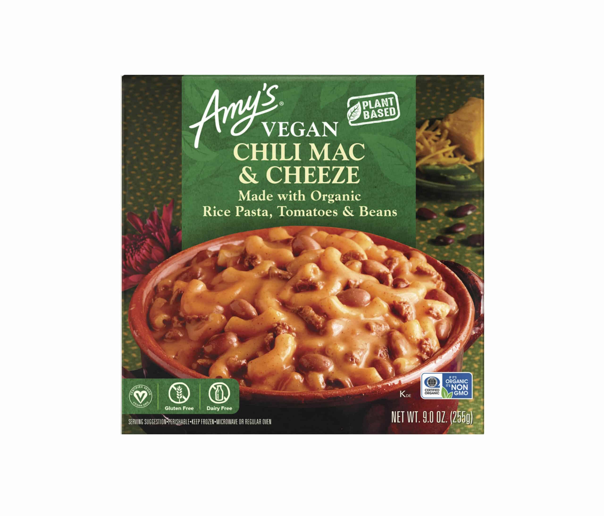 Vegan Chili Mac Cheese By Amy S Gtfo It S Vegan
