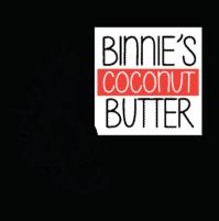 Binnie's Coconut Butter